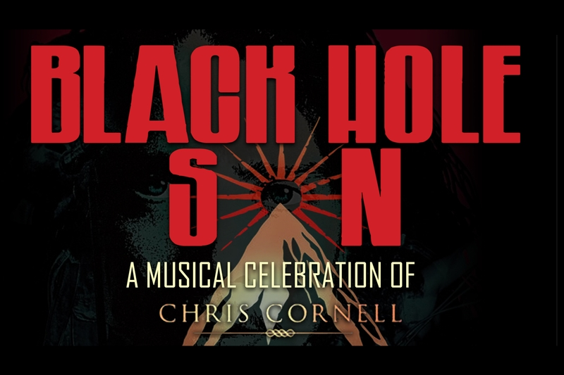BLACK HOLE SON - A Musical Celebration of Chris Cornell @ Visulite Theatre