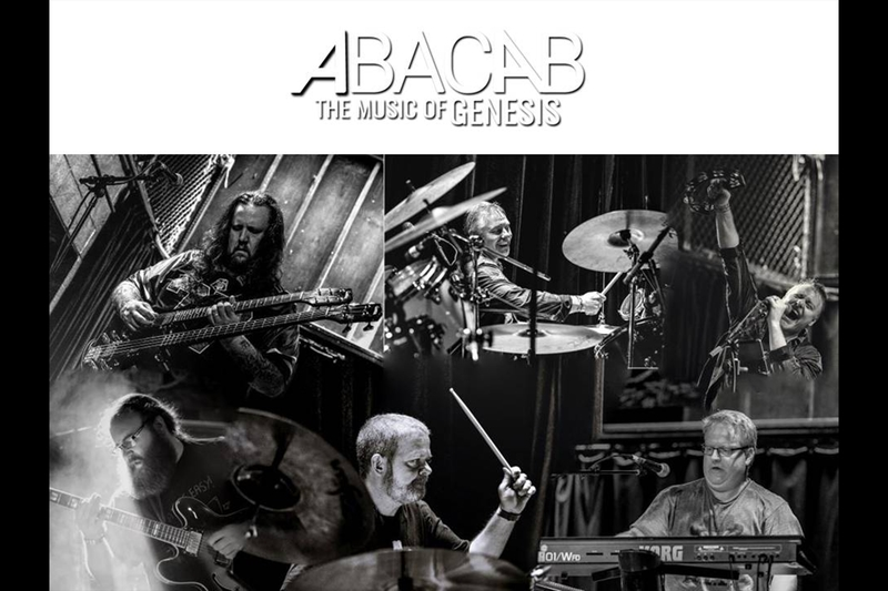 ABACAB THE MUSIC OF GENESIS @ Visulite Theatre