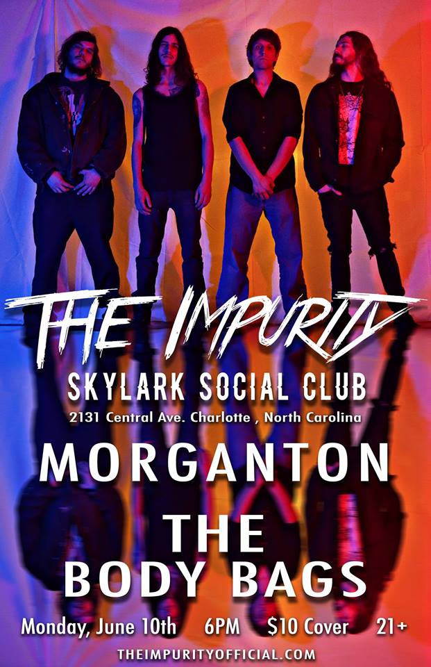 The Impurity w/ The Body Bags @ Skylark Social Club