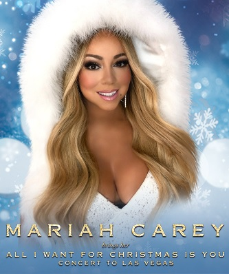 Mariah Careys All I Want For Christmas Is You.Mariah Carey All I Want For Christmas Is You