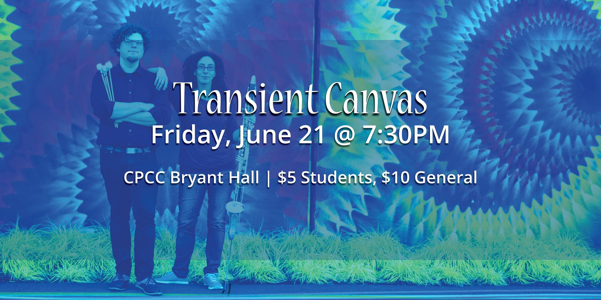 Transient Canvas - Concert at Charlotte New Music Festival @ Bryant Music Hall