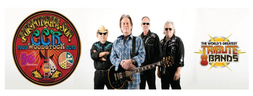 Fortunate Son: Creedence Clearwater Revivial (CCR) Tribute - EGuide