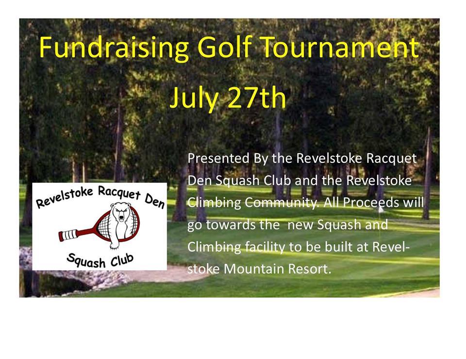 Fundraising Golf Tournament @ Revelstoke Golf Club |  |  |