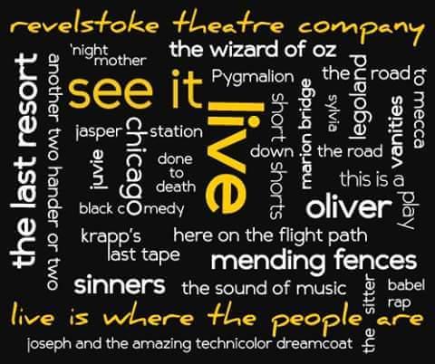 Revelstoke Theatre Company @ Regent Hotel