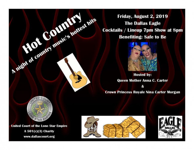 UCLSE presents Hot Country