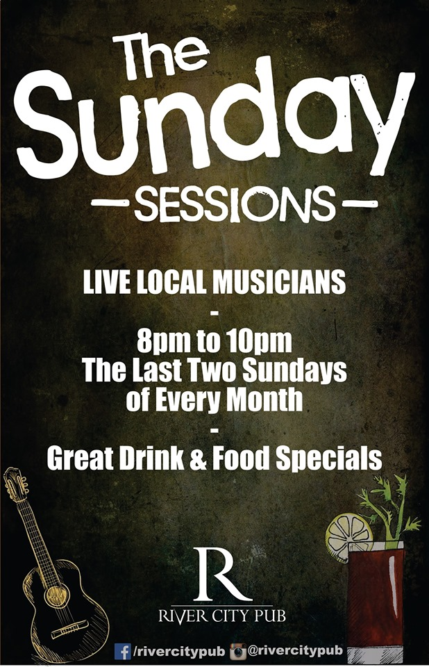 Sunday Sessions @ River City Pub