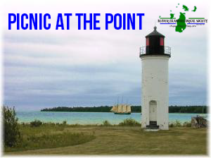 Picnic at the Point: Military History on Beaver Island @ St. James Township Hall