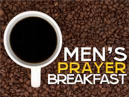 Men's Prayer Breakfast @ Paradise Bay Coffee Shop