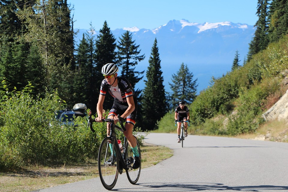 2019 Mount Revelstoke Steamer @ Mount Revelstoke National Park