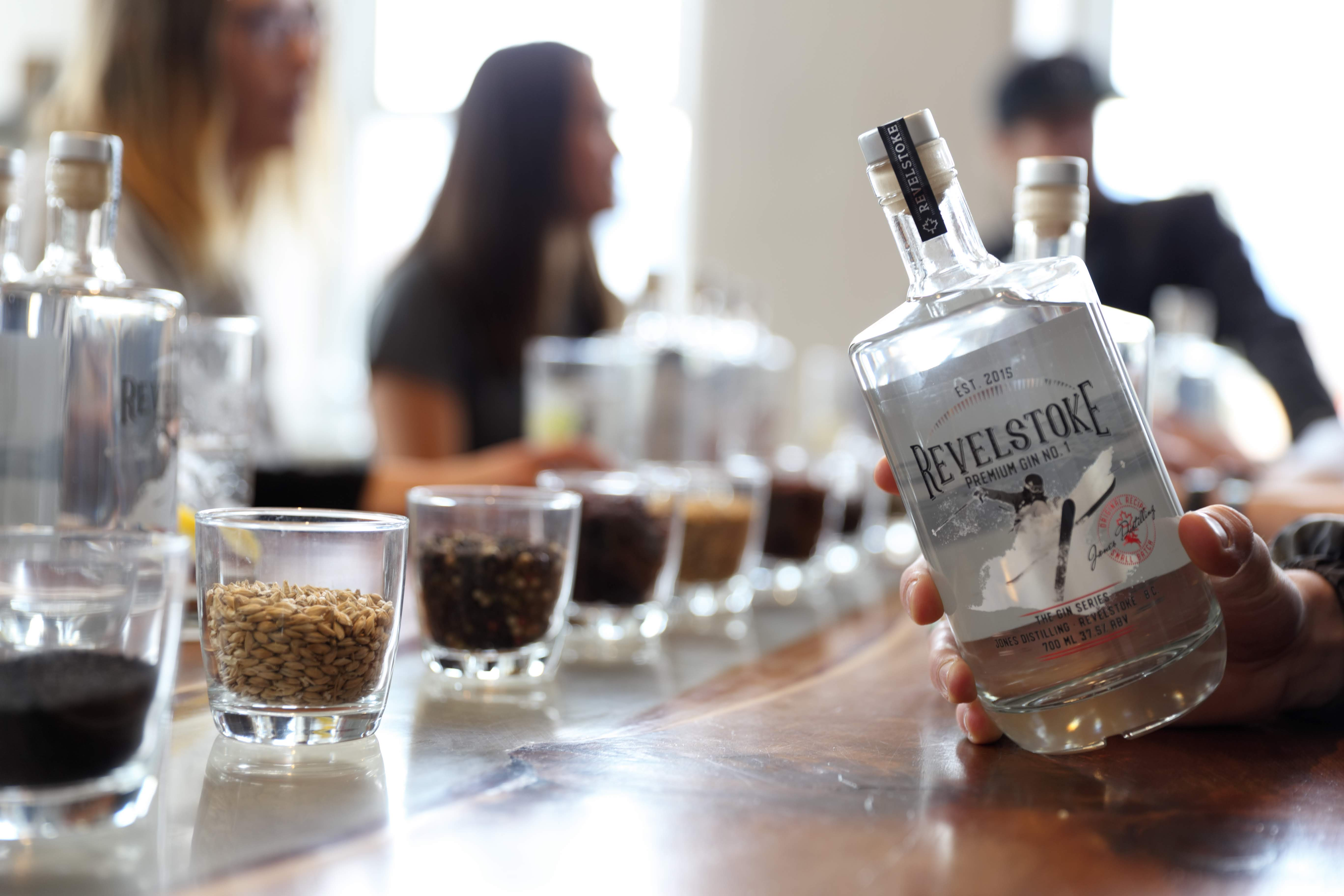 Botanical Basics @ Jones Distilling |  |  |