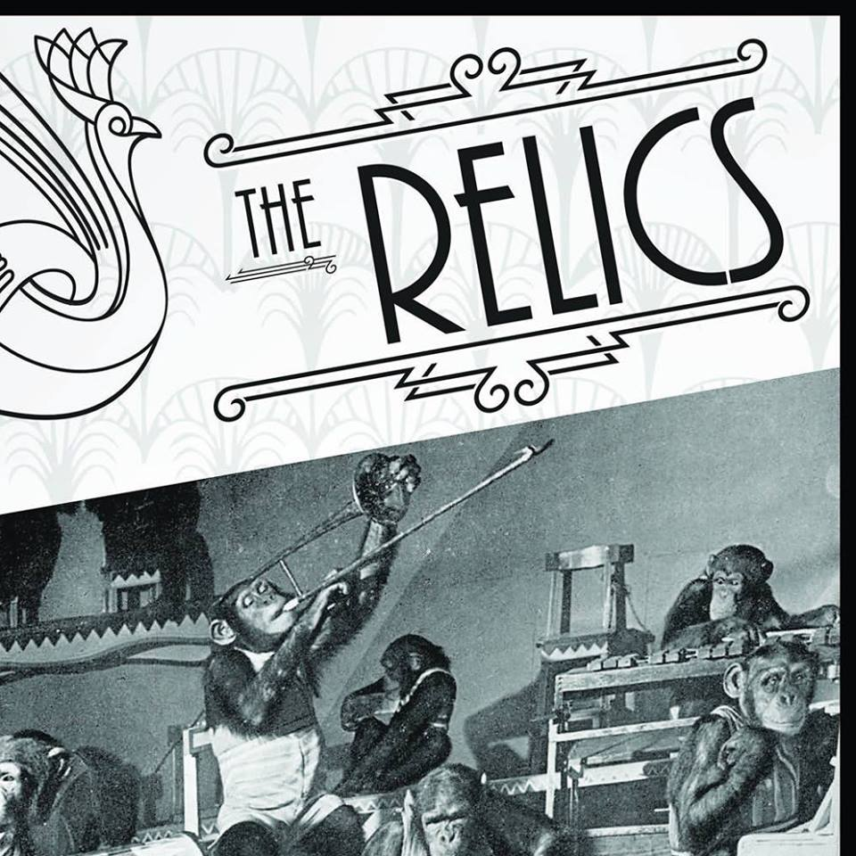 Queen City Groove opens for The Relics at Comet Grill @ Comet Grill