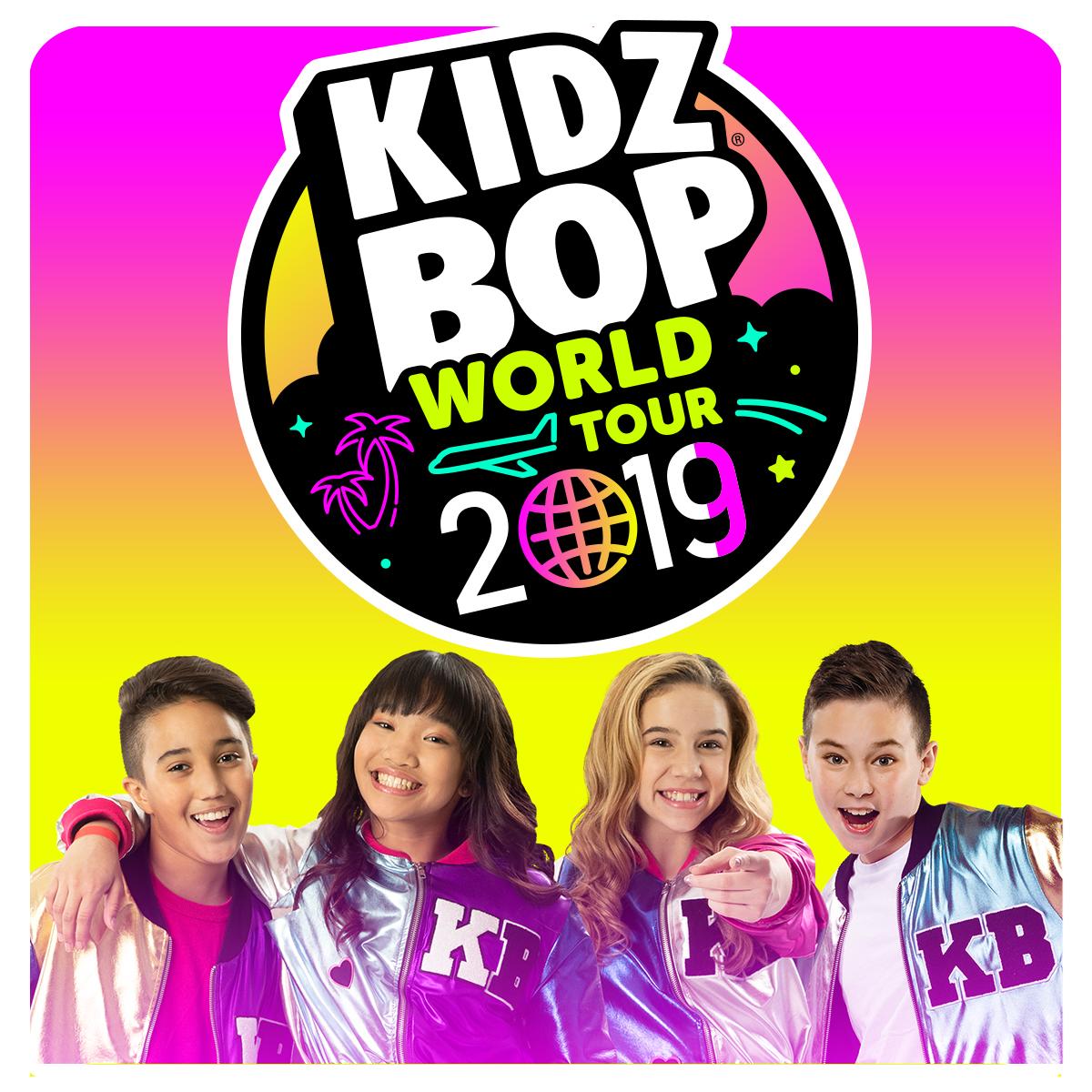 KIDZ BOP World Tour 2019 @ PNC Music Pavillion
