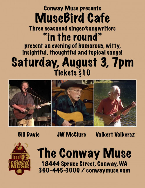 The Conway Muse – Where the Magic Happens!
