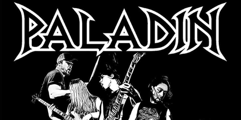 METAL MATINEE - PALADIN, DRUIDS & LADYHEL @ The Milestone