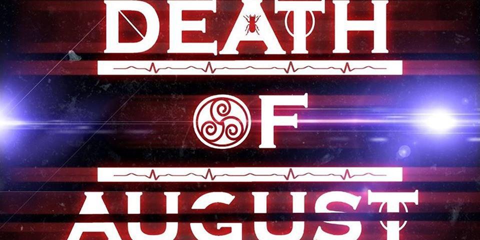 DEATH OF AUGUST & BROKEN TESTIMONY w/ DEN OF WOLVES & STELLAR CIRCUITS @ The Milestone