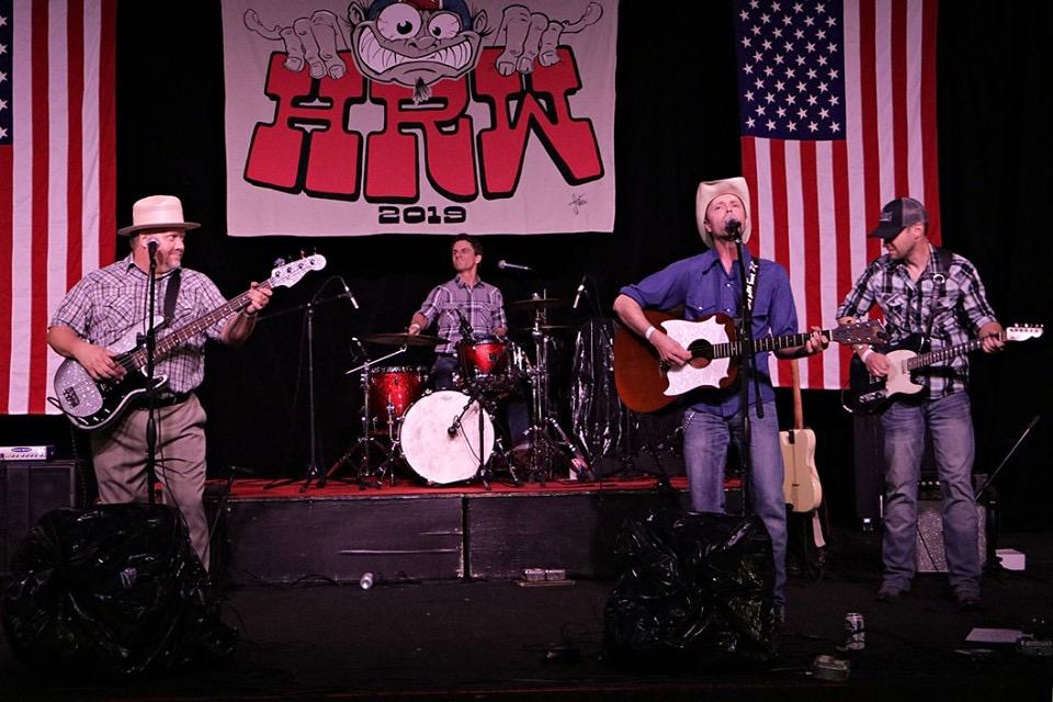 Jason Moss & The Hosses @ The Thirsty Beaver Saloon