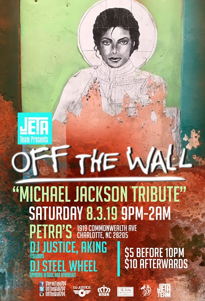 Off The Wall @ Petra's