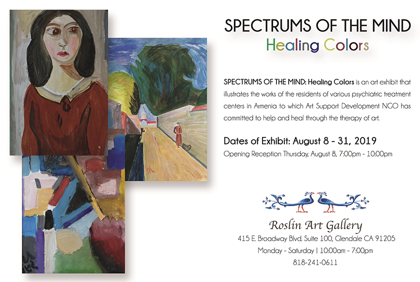 Spectrums of the Mind: Healing Colors
