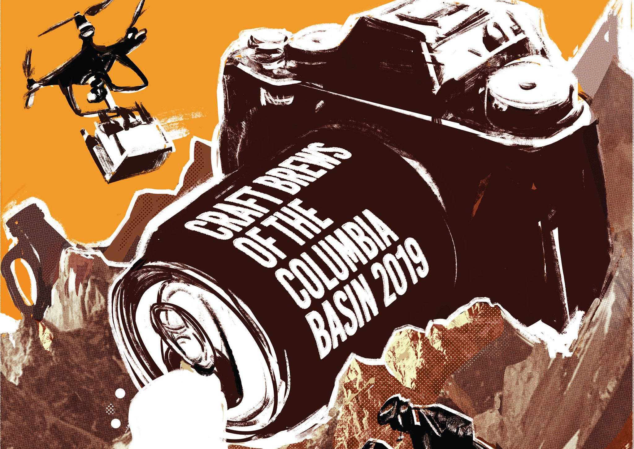 Craft Brews of the Columbia Basin Film Competition @ Civic Theater