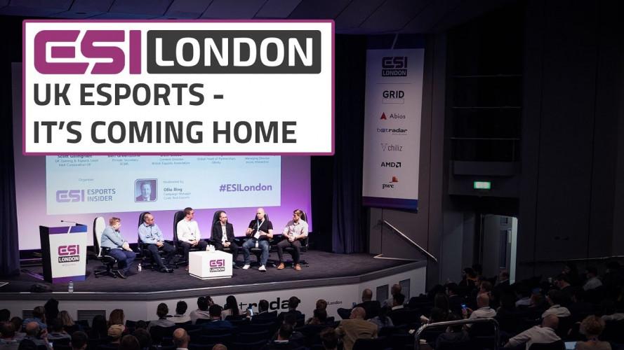 ESI London 2019