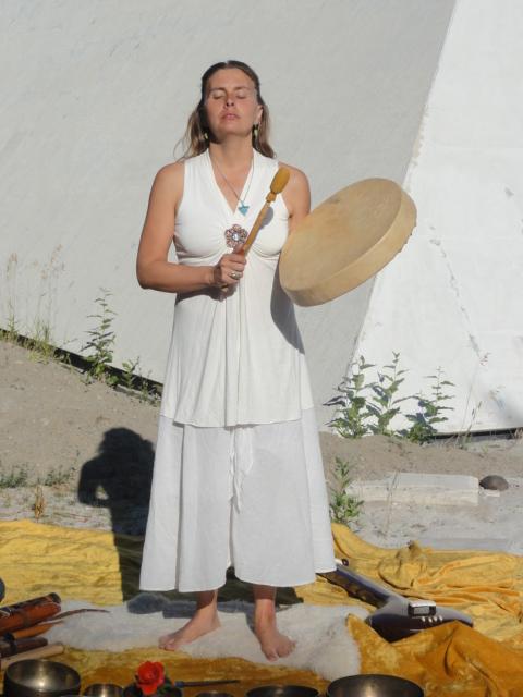 Shamanic Drum Journey @ Himalayan Salt Cave