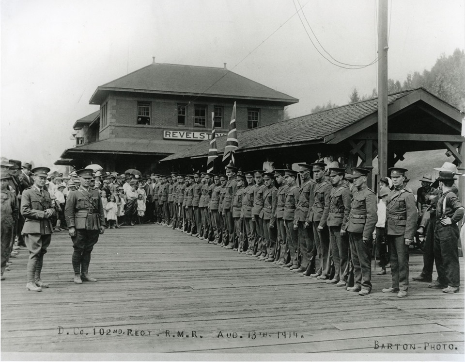 Brown Bag History - World Wars @ Revelstoke Museum & Archives