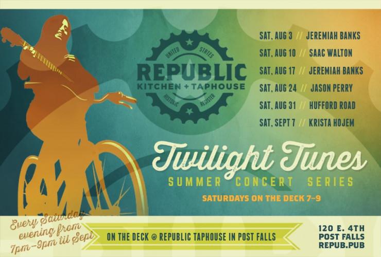 Twilight Tunes Summer Concert Series