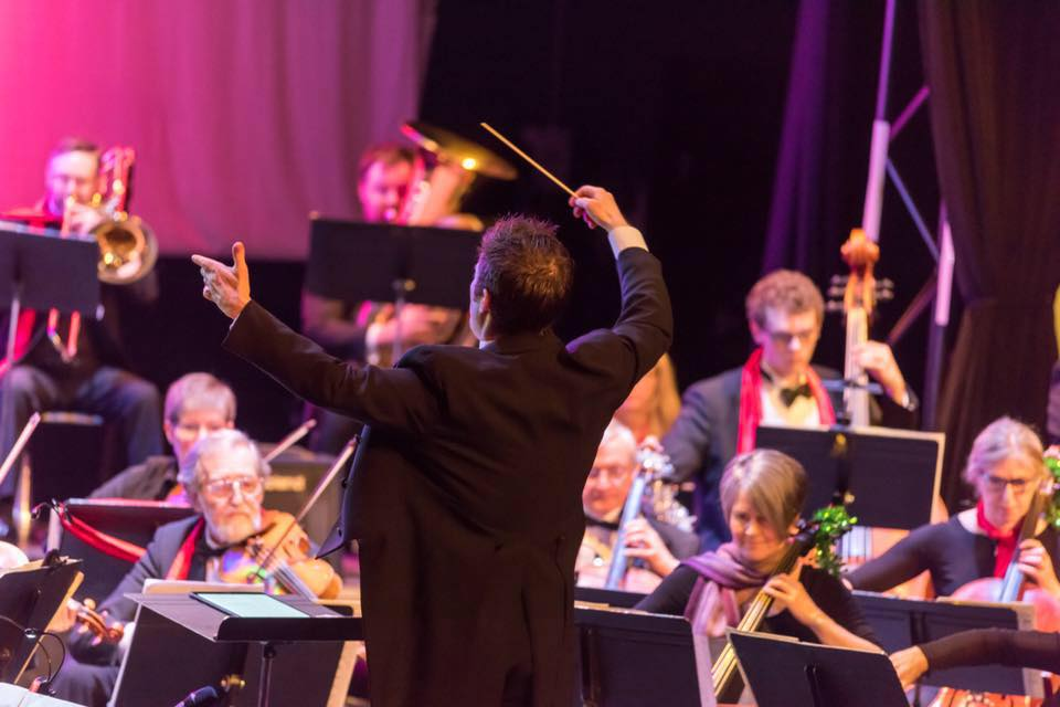 Symphony of the Kootenays: The Fifth! @ The Bailey Theatre