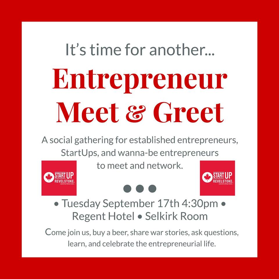 Monthly MeetUp - Entrepreneur Meet & Greet @ Regent Hotel