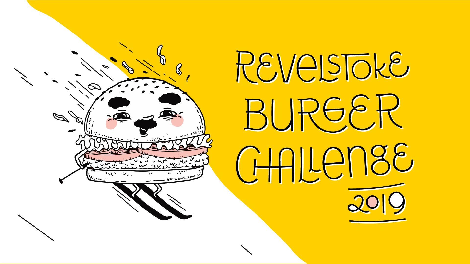 Revelstoke Burger Challenge @ Revelstoke