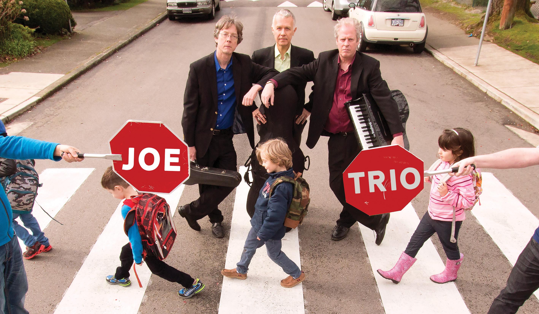 Selkirk Pro-Musica presents Joe Trio @ St. Saviour's Pro-Cathedral