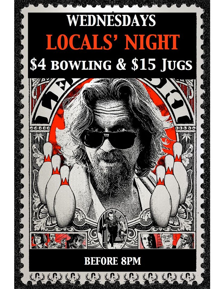 Locals' Night at The Cabin @ The Cabin |  |  |