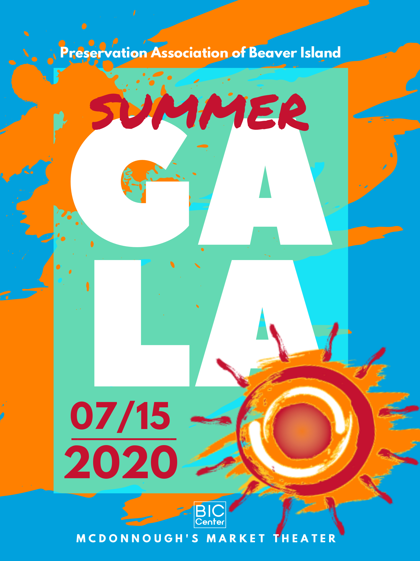 PABI Summer GALA @ Beaver Island Community Center