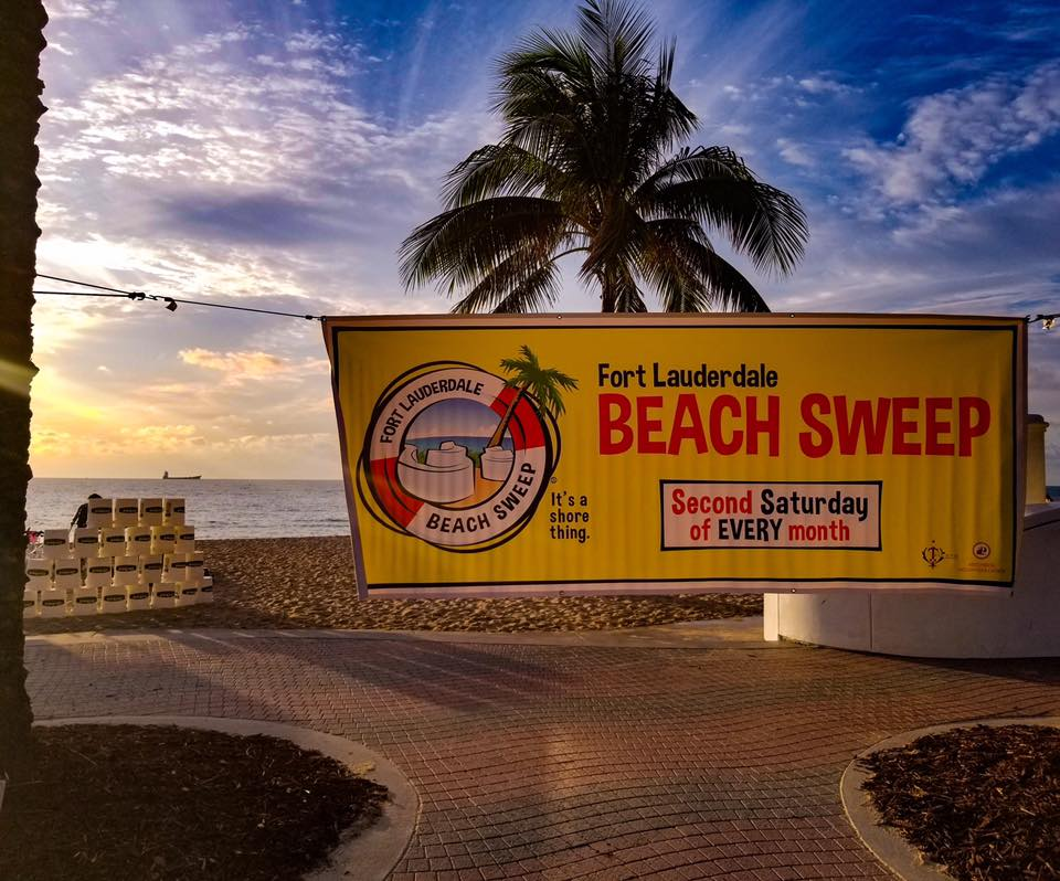 Fort Lauderdale Beach Sweep @ Fort Lauderdale Beach Hub