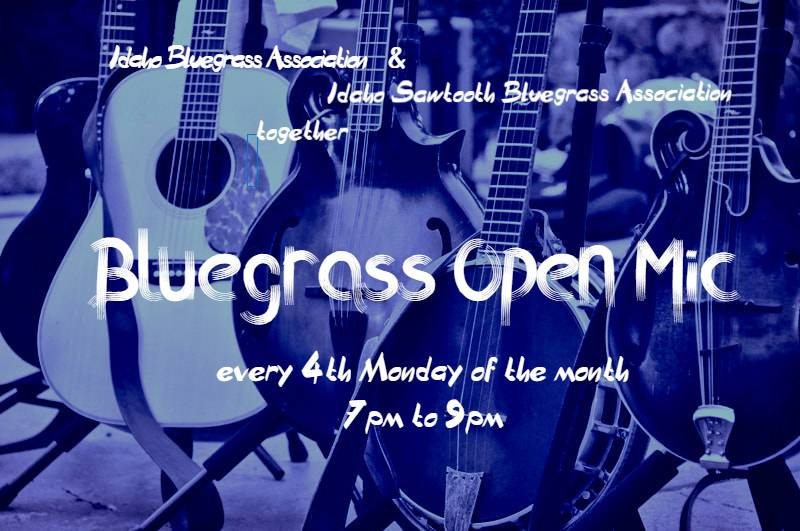 Bluegrass Open Mic