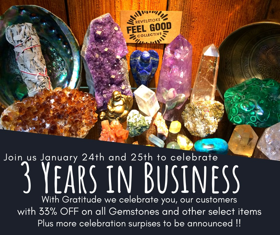 Three Year Celebration Sale @ Feel Good Collective
