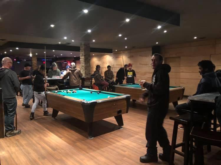 Pool Tournament @ Traverse