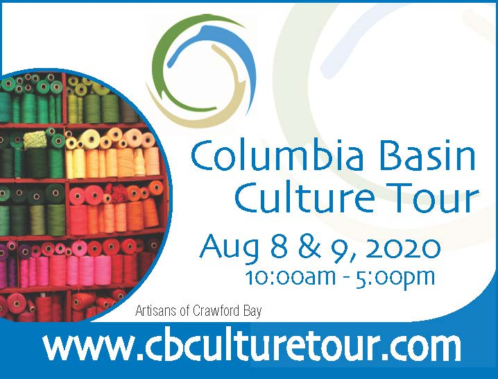 Columbia Basin Culture Tour @ Various Venues in the Columbia Basin