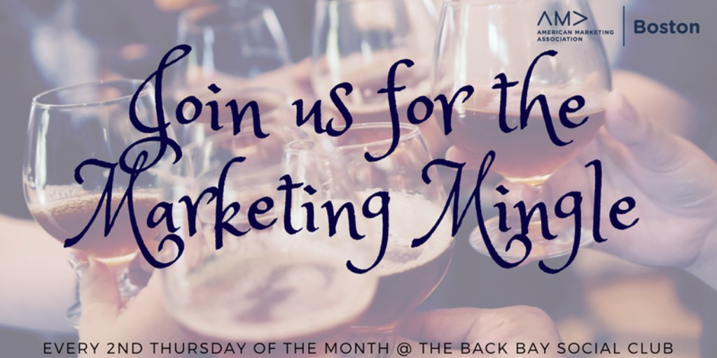 American Marketing Association's Beantown Mixer @ Back Bay Social Club