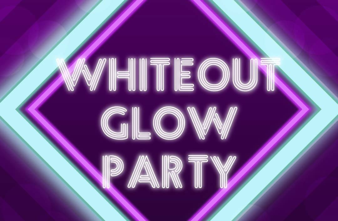 White Out Glow Party @ Traverse