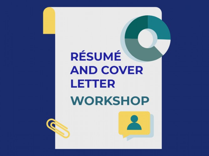 Résumé & Cover Letter Workshop - Central Toronto Hub