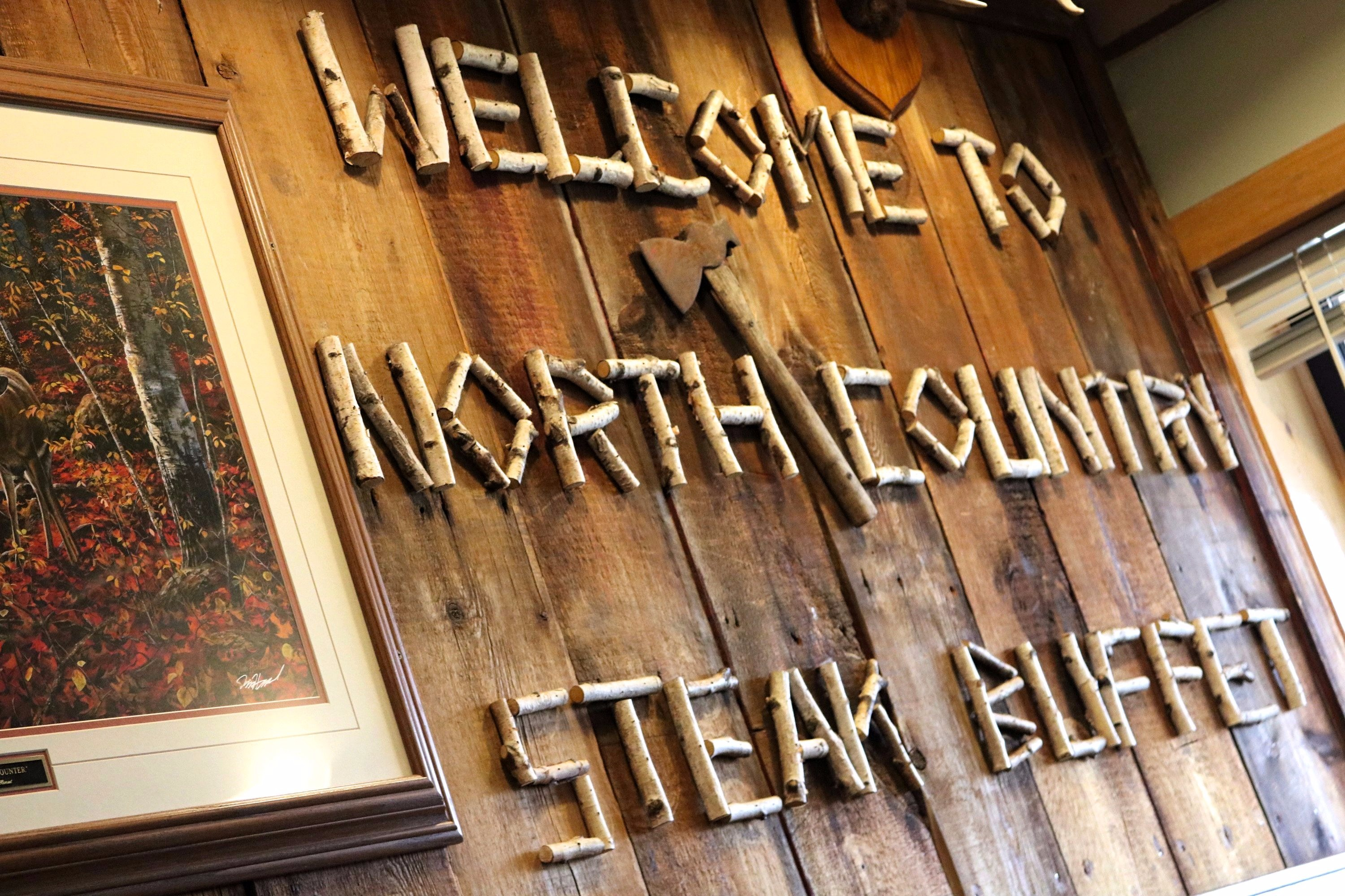 Win it Wednesday At N.C.S.B! @ North Country Steak Buffet