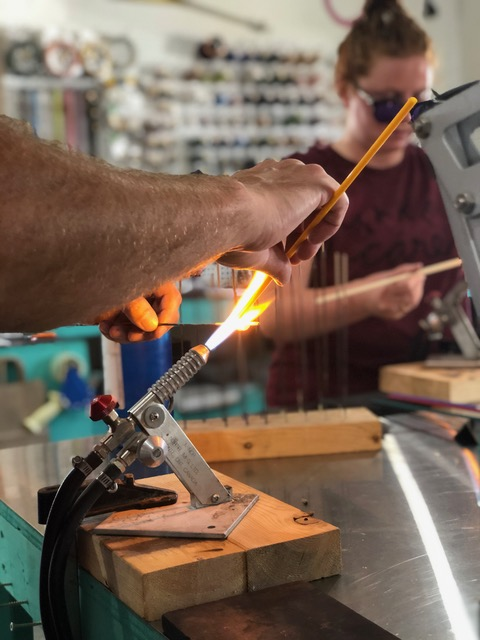 Flameworking 101 Workshop