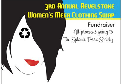 3rd Annual Revelstoke Women's Mega Clothing Swap Fundraiser