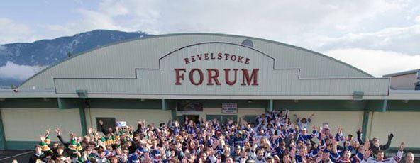 Public Skate @ Revelstoke Forum