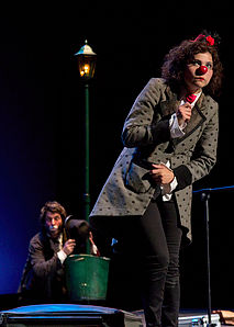Clownbaret @ Teatro El Salinero