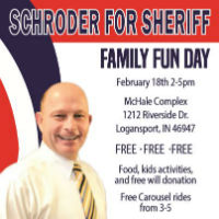 Schroder for Sheriff Family Fun Day @ McHale Complex at Riverside Park