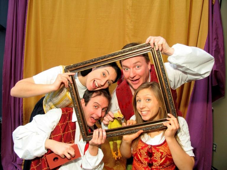 Robin Hood by DuffleBag Theatre @ Revelstoke Performing Arts Centre |  |  |