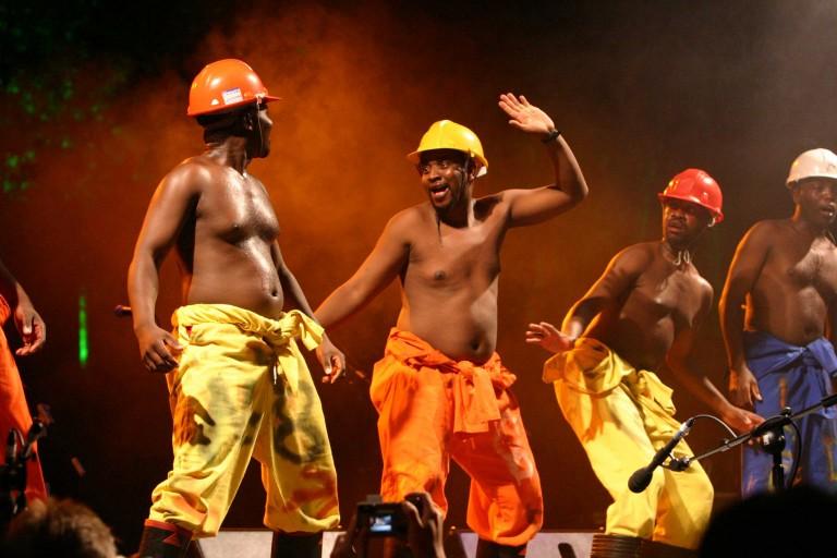 Black Umfolosi @ Revelstoke Performing Arts Centre |  |  |