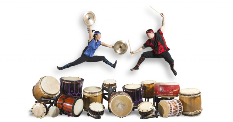 Uzume Taiko @ Revelstoke Performing Arts Centre |  |  |